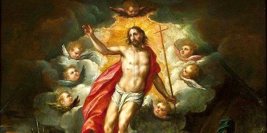 Hans Rottenhammer (1564–1625) ~ Resurrection of Christ