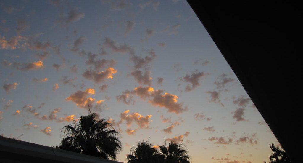 PALM SPRINGS SKY